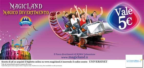 MagicLand spettacoli 2012